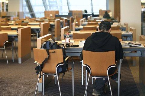 FULLFØRTE: Blant elevene fra Svelvik som startet videregående opplæring i 2011, så var det 79,1 prosent som fullførte og besto. Snittet i Norge er 73 prosent.