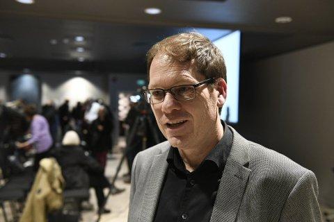 Sekretariatsleder Tor Atle Odberg i Buskerudbyen vil ikke spekulere i hvor realistisk det er at Svelvik ender opp med bom, og uten ny Svelvikvei.