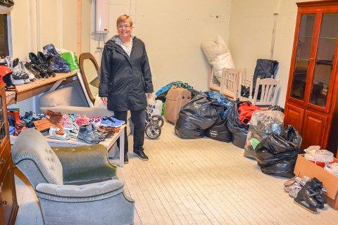 Nytt fokus: Berit Wetterstad var avdelingsleder for læringssenteret. Etter at tilbudet ble flyttet til Drammen, har hun fått ansvar for mottak av flyktninger. Arkivfoto: Kent Stian Håkonsen
