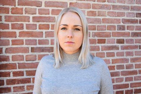 Emma Huisman Moskvil, ansvarlig redaktør og daglig leder, Svelviksposten.