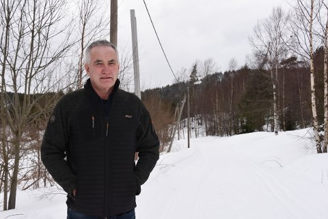 Grunneier Sverre Isaksen om stenging av løysløypa: – Dette er en direkte konsekvens av at jeg ikke får drive med hjorteoppdrett