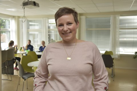 FOKUS PÅ BARN OG UNGE: Avdelingsleder Line Gjerdahl for Mestring og aktivitet er glad for å kunne tilby forebyggende kurs og gruppeaktiviteter for barn og unge.