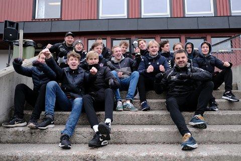 Kretsens mestere 2019: Junior-laget SIF.
