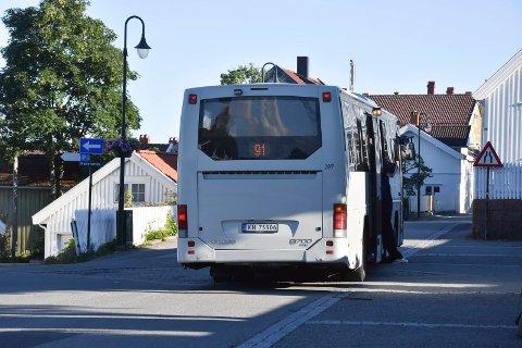 Vestfold fylkeskommune tilbyr alle som skal avgi sin stemme under kommune- og fylkestingsvalget gratis buss til valglokalene.