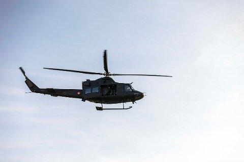 Disse flyene ble sett i Svelvik i dag.