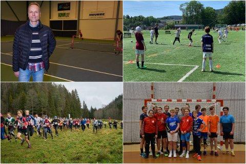 Ti idrettslag i Svelvik får til sammen nesten 400.000 kroner i kommunalt tilskudd.