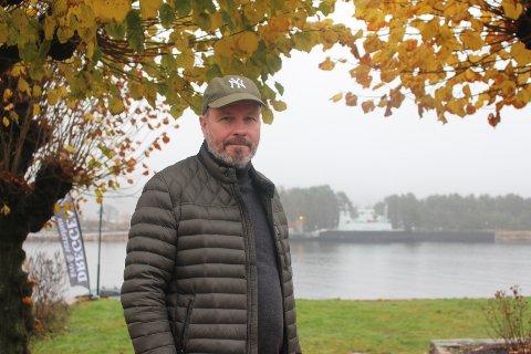 Jan Erik Johansen i Nesbygda går hardt ut i jakten på jobb.