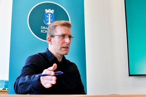 Kommuneoverlege John David Johannessen.
