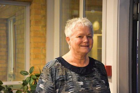 Rektor på Svelvik ungdomsskole, Kirsten Johnsrud, er ikke overrasket over at det nå er kommet smitte også til Svelvik ungdomsskole.