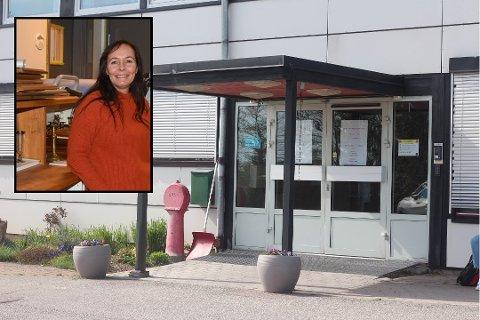 Jane Storli, avdelingsleder på Svelvik sykehjem, forteller at det ene avviket tilhører sjeldenhetene.
