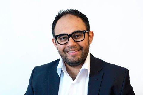 Adnan Afzal, fagleder samfunn og innovasjon i Næringsforeningen i Drammensregionen.