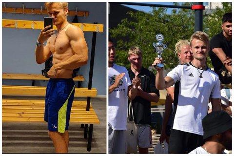 Jonas O. Berg tok sølv under helgas NM.