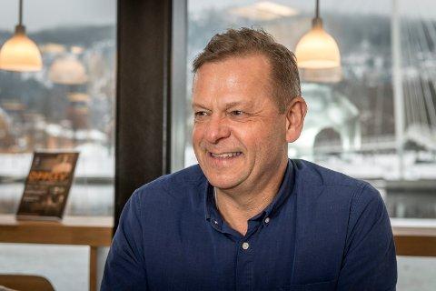 Tom Søgård i Byen Vår Drammen forteller at de har både ambisjoner og planer for samtlige sentrumsområder i den nye storkommunen.