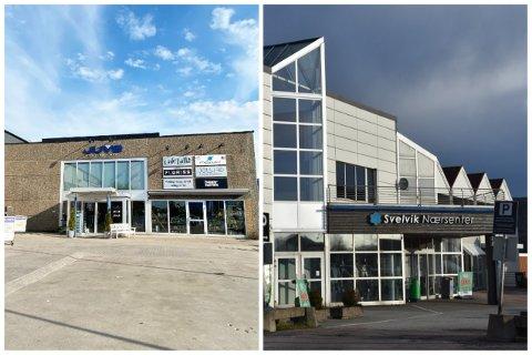 Butikkene på Juve Næringspark og Svelvik nærsenter må stenge. Unntak er frisører, Vinmonopolet og matbutikker.