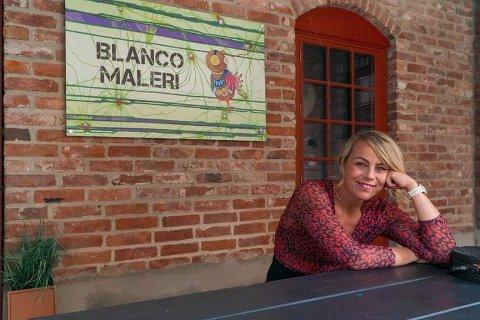 Isabel Blanco sier det var en selvfølge at hun skulle takke ja til å bidra.