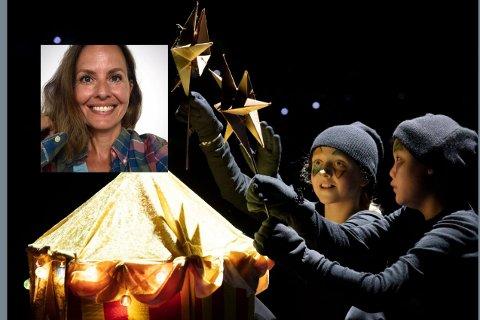 Kristin Johnsdatter Søraune, kulturkonsulent, prosjektleder og teaterlærer ved Drammen kulturskole frykter for tilbudet til barna i Svelvik dersom ikke flere melder seg på.