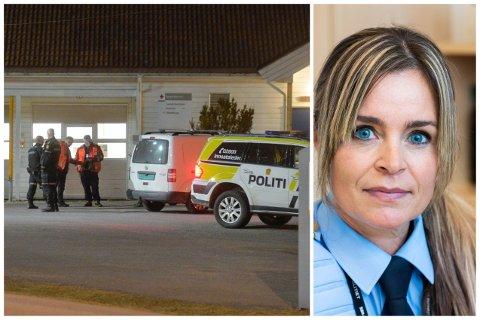 Seksjonsleder for etterforskning og etterretning ved Drammen politistasjon, Tina Berg, forteller at ingenting så langt tyder på at mannen som ble funnet omkommet under et råk på Ebbestadvannet skal ha blitt utsatt for noe kriminelt.