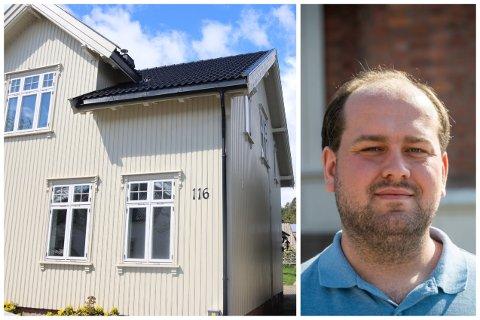 Simon Nordanger henvendte seg til rådmannen etter å ha lest om familien Avdal som kjøpte et hus i god tro, og nå står i fare for å måtte betale dagbøter.