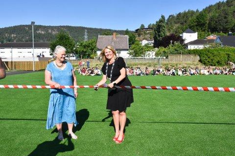 For akkurat et år siden ble den nye Strømmbanen åpnet.