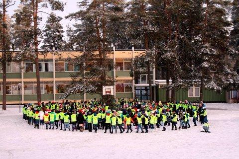 IKKE FLERE: Administrasjonen vil ikke anbefale å bygge ny skole på Moflata for å flytte over elevene fra Kjørbekkhøgda.