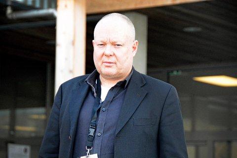 SUKSESSHISTORIE: Allan Boye Hansen solgte gård og grunn for å starte Calora Subsea, tre uker etter satt han i rullestol. Likevel har det blitt en suksesshistorie.
