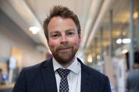 REKORD:  – Det har aldri blitt gitt tilskudd til så mange studentboliger som i år, sier kunnskapsminister Torbjørn Røe Isaksen (H).