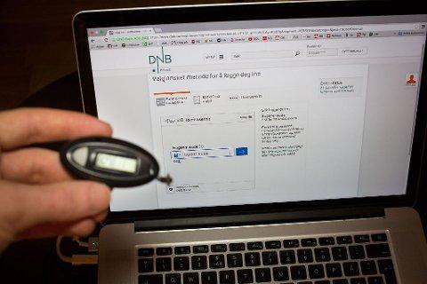 IKKE LA DEG LURE: DNB melder om omfattende svindelforsøk rettet mot banken de siste dagene.