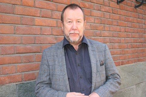 REGIONALE ULIKHETER. Jan Olav Brekke, forbundsleder i Lederne, konstaterer at det er til dels store geografiske forskjeller på lønnsslippen til norske ledere. Foto: Lederne