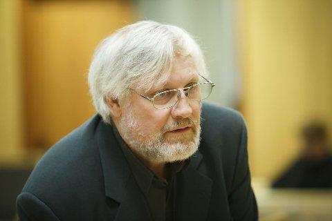 FORSKER PÅ RADIKALISME: Lars Gule er førsteamanuensis ved Høgskolen i Oslo og Akershus, og forsker blant annet på ekstremisme og islam. Heiko Junge NTB scanpix