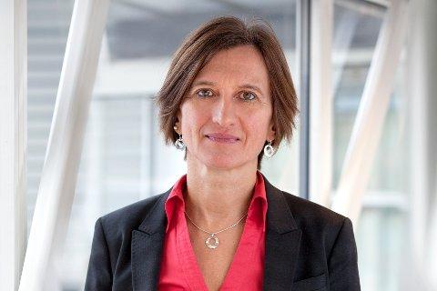 Administrerende direktør i Lånekassen, Marianne Andreassen. Foto: Lånekassen.