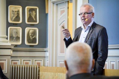 Øker staben: Rådmann Per Wold øker kommunens toppledelse med en ekstra kommunalsjef.