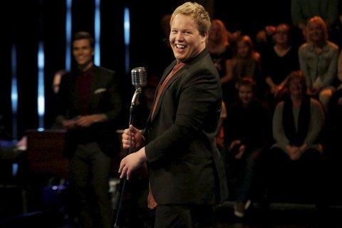 Måtte hjelpe: Kim Rune Hagen måtte hjelpe NRKs tekstere da de skulle tekste «Beat for Beat» - der Kim Rune holder på dialekten.