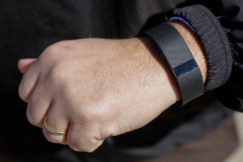 Fitbit er blant treningsarmbåndene som Forbrukerrådet klager inn til Datatilsynet. Foto: NTB Scanpix