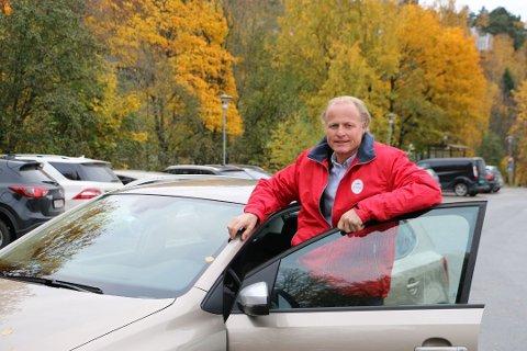 Børre Skiaker er generalsekretær i KNA. Foto: Pressebilde/ANB