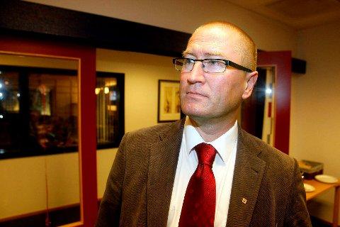 – VIL RAMME MANGE: Stortingsrepresentant Geir Jørgen Bekkevold (KrF) sier at regjeringas forslag til endringer i markedsføringsloven vil ramme mange selskaper, om forslaget skulle bli vedtatt uten noen justeringer.