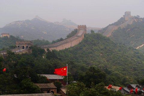 BLITT ENKLERE: Behandlingstiden for visum til Kina har blitt betydelig kortere de siste årene.