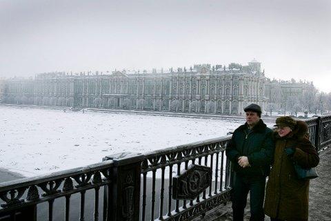 VISUM: Russland er blant de landene som krever visum ved innreise.