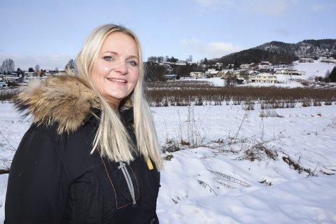 NRK-KRITISK: Åslaug Sem-Jacobsen i Senterpartiet og på Stortinget er kritisk til NRKs nye lokale tv-tilbud, som så mange andre i landet.