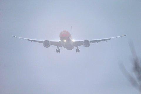 Norwegian har hatt mangel på besetning i helgen, og selskapet kan ikke love at flere fly ikke blir kansellert. Foto: Cornelius Poppe (NTB scanpix)
