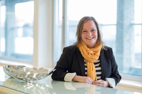 Line Endresen Normann er direktør i Virke Reiseliv Norge. Foto: Pressebilde/ANB