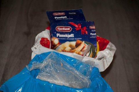 Kun litt møkk blant plasten skal til for at all plasten husholdningene sender inn blir forurenset.
