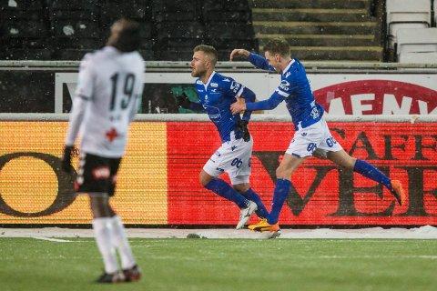 TAP: I år startet eliteserien 11. mars. Det endte med hjemmetap for Odd mot FK Haugesund.