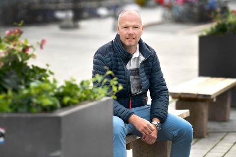 BLE LURT: Per Tore Røine solgte huset sitt til en kjøper som ikke hadde penger. Det fikk dramatiske konsekvenser. Foto: Rune Folkedal