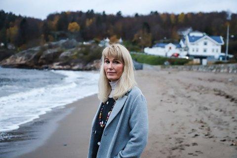 ÅPENHET RUNDT SELVMORD: Selv om det er et vondt og vanskelig tema, mener Bjørg Eva Jensen at det er viktig å snakke mest mulig om selvmord. Foto: Sigrid Ringnes