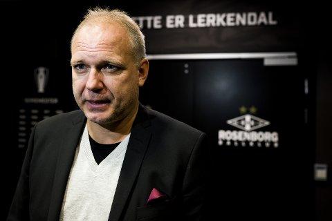 AKTUELL?: Odd-trener Dag-Eilev Fagermo.