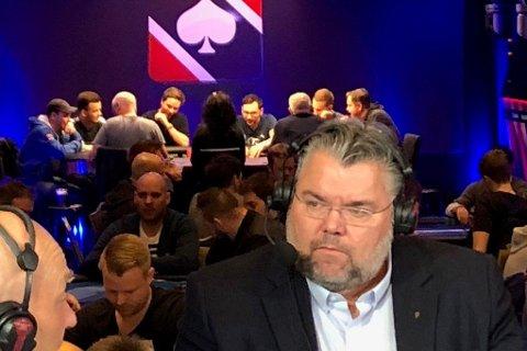 Kulturpolitisk talsperson i Frp, Morten Wold, vil ha lovlige pokerklubber i Norge. Foto: Fremskrittspartiet/ANB