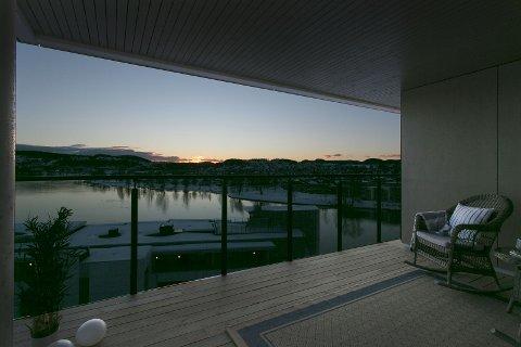 DRØMMESALG: Den gikk for 9,1 millioner kroner, og den høyeste kvadratmeterprisen noensinne i Telemark. Foto: Danny Twang