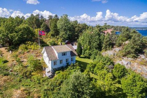 OVER TAKST: Prisantydning for hytta var 1,9 millioner. Den ble solgt for 2 850 000