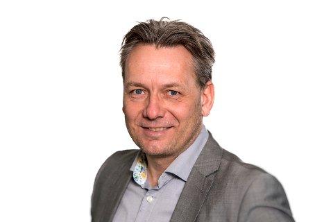 Thor Bjørn Omnes i Skagerak Energi