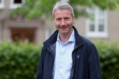 Jan Sivert Jøsendal er ny prosjektrådmann for sammenslåingen av Vestfold og Telemark fylkeskommuner.
